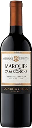 Marques de Casa Concha 干露侯爵卡本妮苏维翁红葡萄酒750ML(智利进口红酒)