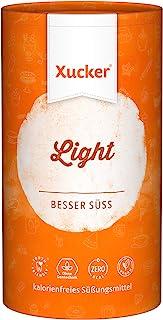 Xucker Light 1千克 赤藻糖醇,无热量,对牙齿友好,无麸质,素食--来自欧盟