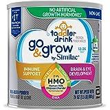 Similac 雅培 Go&Grow 幼儿奶粉,12-36个月 含2'-FL HMO,含25种主要营养成分,24盎司/6…