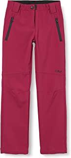 C.P.M. 女童 Pantaloni 软壳 Termici 长裤