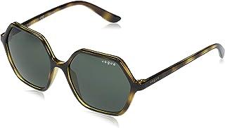 Vogue 女式 Vo5361s 六角形太阳镜