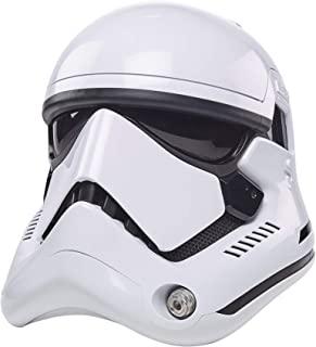 Hasbro 孩之宝 Star Wars 星球大战 黑色系列 秩序冲锋队高级电子头盔,星球大战:绝地武士角色扮演收藏品