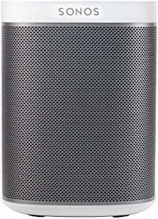 Sonos PLAY:1 I 紧凑型 Multiroom Smart Speaker 扬声器,适于无线播放音乐流