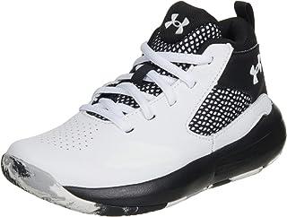 Under Armour 中性儿童 Pre School Lockdown 5 篮球鞋