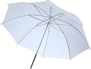 ROLLEI PRO 83cm 连续照明雨伞适用于 Direct 或7016687pu 条形 illumination–白色 / 透明