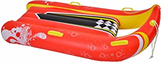 Blue Wave Sports Power Glider 2 人充气雪雪橇,57 英寸