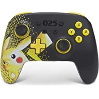 PowerA 增强无线控制器 适用于Nintendo Switch - 皮卡丘 025,Nintendo Switch…