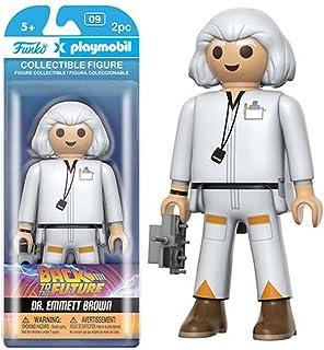 Back to the Future 6 英寸 Playmobil 可动公仔