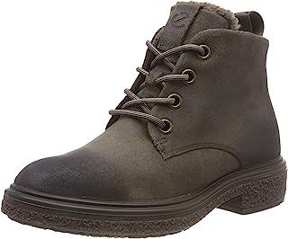 ECCO 爱步 女式 Crepetray Hybrid L 及踝靴