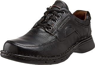 Clarks 男式 Un.Bend 休闲鞋