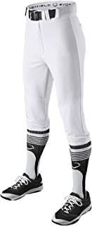 EvoShield 青年致敬棒球制服裤 - 内裤和敞口裤脚