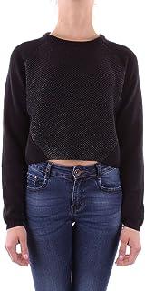 Calvin Klein Jeans 女士锯齿涂层 Cn SWEA 套头衫