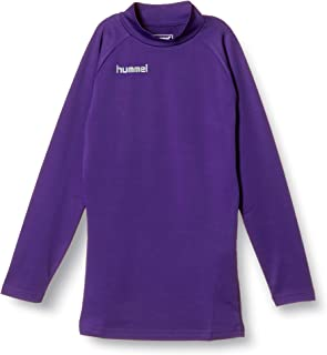 Hummel 打底衫 保暖打底衫 男孩