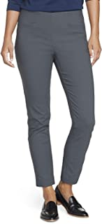 Van Heusen 女式娇小超弹力修身及踝套穿裤