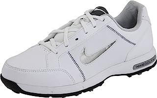 Nike Golf Remix Jr-101 鞋(小童/大童),白色/深灰色,3 M US 小童