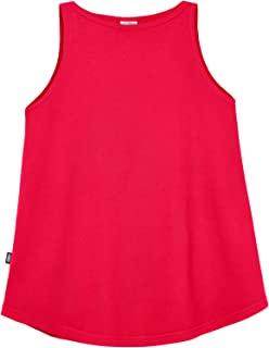 City Threads 女孩时尚现代背心束腰上衣