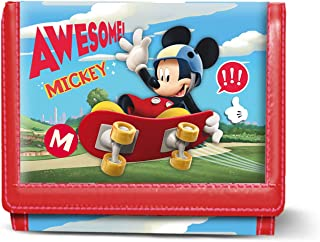 Mickey Mouse Skater-钱包