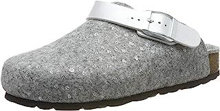 Fischer 女孩 Shetland 木底鞋