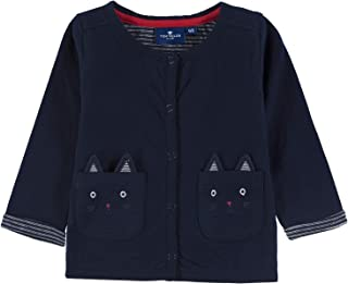 TOM TAILOR 女婴运动夹克 纯色 运动夹克