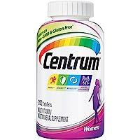 Centrum 善存 女性(200粒)多种维生素/多种矿物质补充剂片,维生素D3