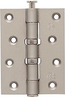 BSW scharnierband 精美哑光门,101.6 x 76 x 3.0 毫米镀镍钢 802001020760150