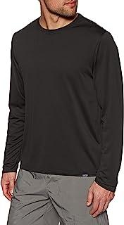 Patagonia 男士 M L/S Cap Cool Daily 衬衫