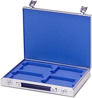 狮子办公用品 磁带盒收藏箱 カギ付き 4巻用