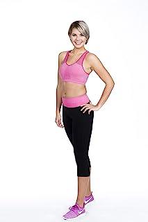 Magic Bodyfashion 女式瑜伽露脐裤塑身打底裤
