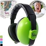 FridayBaby 婴儿耳朵保护宝宝 – 舒适可调节降噪耳机,适合婴儿、幼儿和婴儿使用 – 婴儿耳机降噪(0-2 岁以…