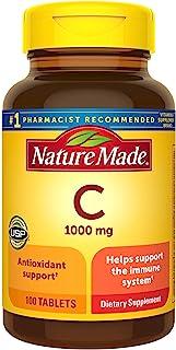Nature Made 维生素C 1000 mg 100片 3瓶