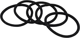 MOKUBA 橡皮筋 5根套装 黑色