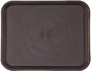 Garcia de Pou 棕色快餐盘,聚丙烯,巧克力,30.4 x 41.4 x 30厘米 棕色 35.5 x 45.3 x 30 cm 132.48