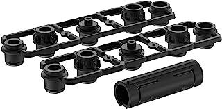 Thule 中性款 FastRide 适配器自行车架配件,黑色,均码