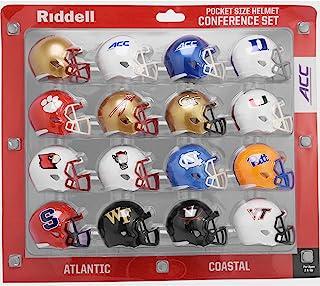 Riddell NCAA Pocket Pro 头盔,Acc 会议套装,(2020) 新款