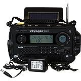 Kaito Voyager Pro KA600 数码太阳能超能电池,发条,Dynamo Cranking AM/FM/L…