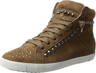 狗窝 UND schmenger schuhmanufaktur QUEENS ,女式帮运动鞋