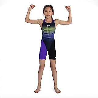 Speedo 速比涛 Fastskin Junior Endurance+ 露背及膝 JF 氯丁橡胶套装,中性儿童