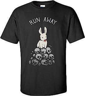 UGP 校园服装 Run Away 基本款棉 T 恤