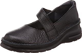 [YOSUKE] 日本制造氟加工皮革使用舒适鞋 3410004 女式