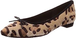 [杰利·比恩斯] 浅口鞋 尖头芭蕾舞鞋 女士