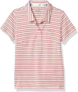 PUMA Golf 2020 女孩链接 Polo 衫