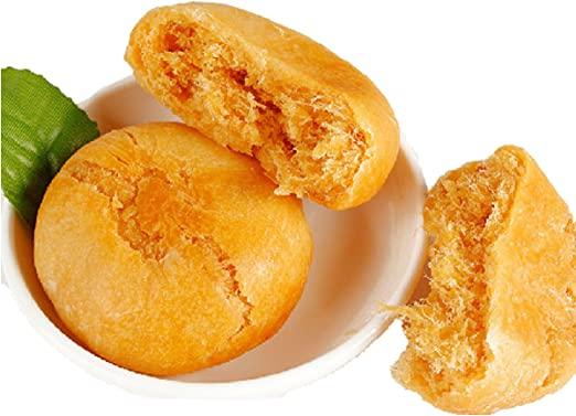 友臣肉松饼超惠装500g-食品-亚马逊中国