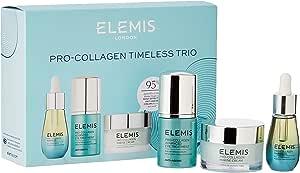 Elemis 艾丽美 Pro-Collagen 胶原蛋白经典三件套