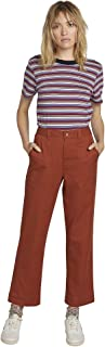 Volcom 女式 Frochickie Carpenter Chino Utility 长裤