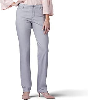 Lee 女士 宽松直筒长裤