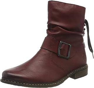 Rieker 女士 Z49l2 时尚靴