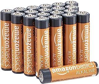 AmazonBasics 亚马逊倍思 高性能碱性电池 20-Pack AAA 20