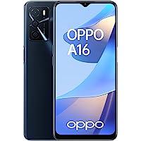 OPPO A16 智能手机,5000 mAh 电池,6.52 英寸 LCD 显示屏,1670 万色,13 MP KI三摄…
