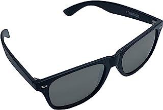 XXL Mens Extra Large Wayfarer Polarized Sunglasses for Big Wide Heads 150mm 黑色 XX-Large