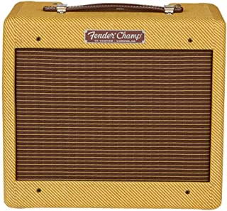 Fender '57 定制冠军 5W 1x8 管吉他放大器 涂漆花呢